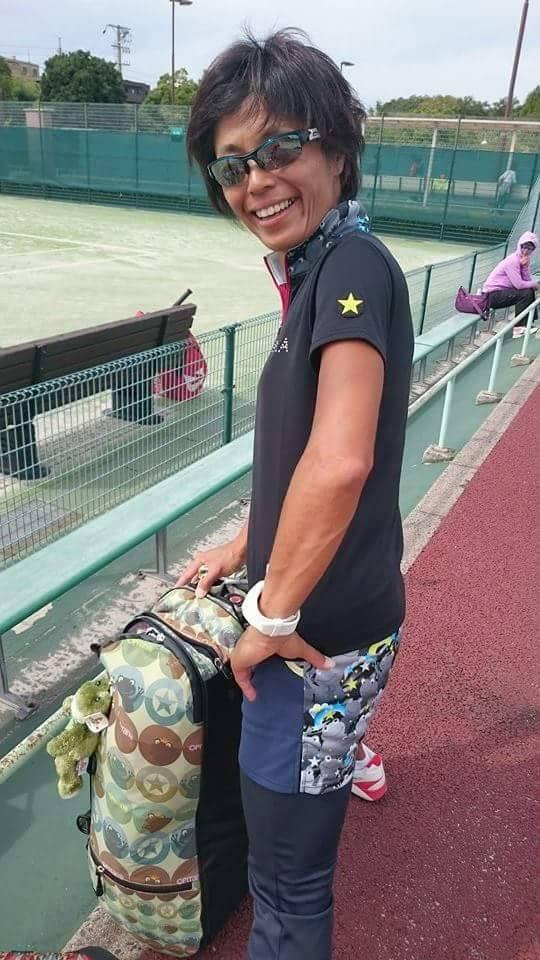 渥美美和子 テニス選手