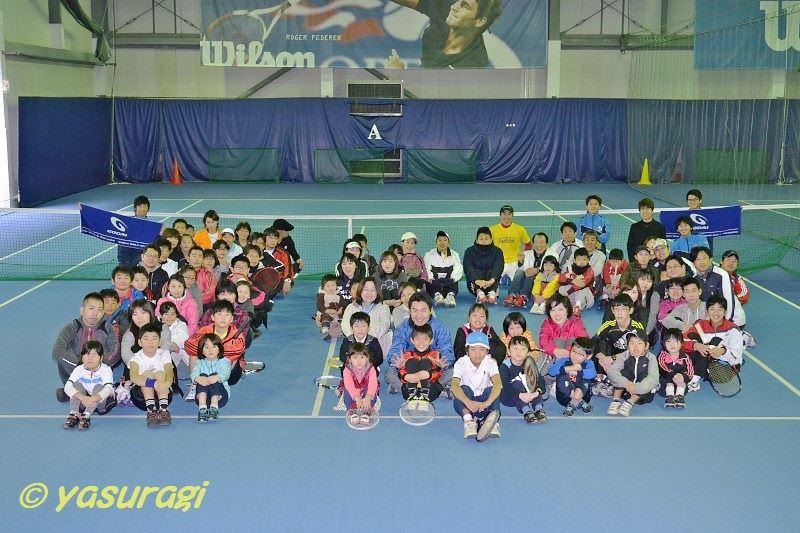 第10回親子テニスフェスタ